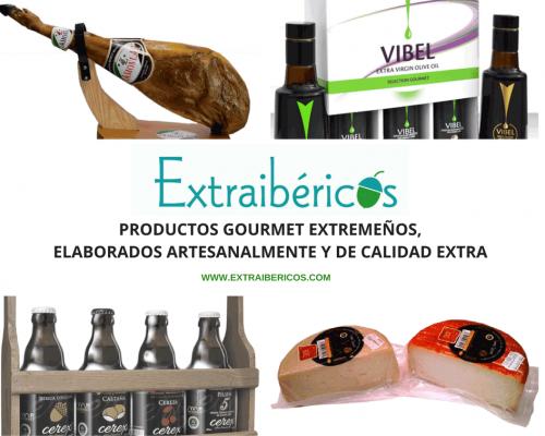 EXTRAIBERICOS-Distribuidor Gourmet
