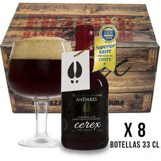 Cerveza Cerex Andares
