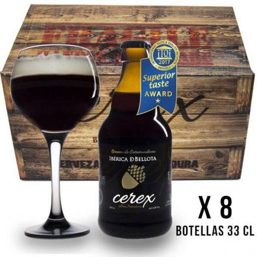 Cerveza de Bellota Cerex