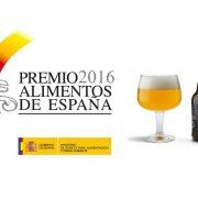 Cerveza Cerex - Premios Alimentos de España 2016